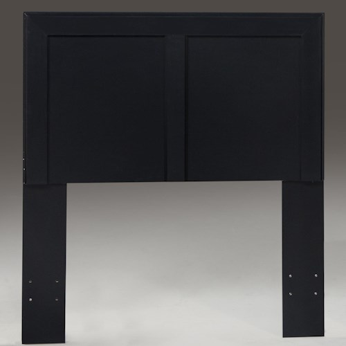 Kith Furniture 195 Black Full/Queen Headboard