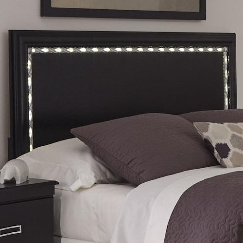 Kith Furniture Swag King Headboard with LED Lights