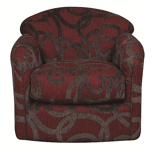 Elliston Place Kelly Swivel Chair