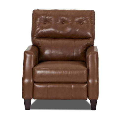 Elliston Place Amesbury  Traditional Power High Leg Reclining Chair