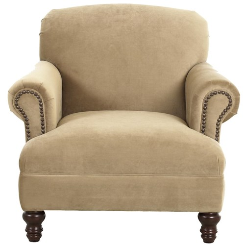 Elliston Place Barnum Traditional Upholstered Chair
