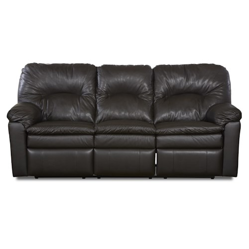 Elliston Place Bennington Casual Power Reclining Sofa