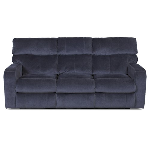 Elliston Place Bradford Casual Reclining Sofa