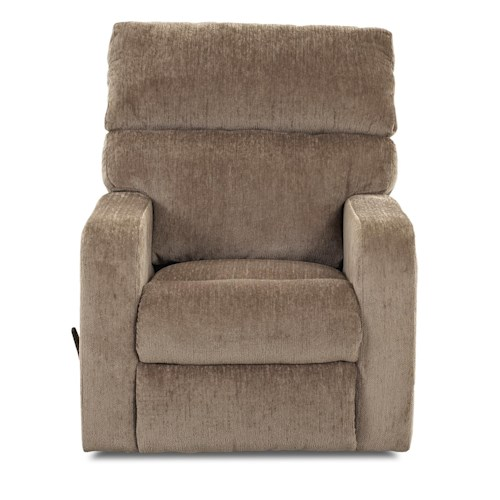 Elliston Place Bradford Casual Swivel Rocking Reclining Chair