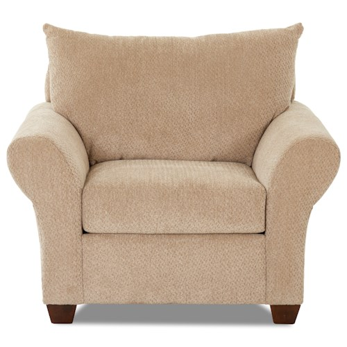 Klaussner Cedar Creek Casual Chair