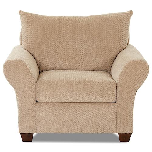Klaussner Cedar Creek Casual Chair