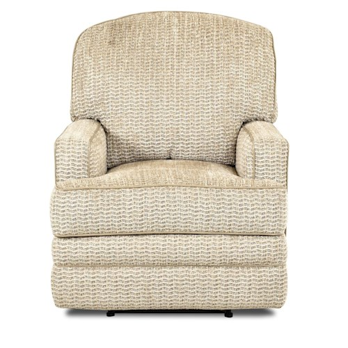 Elliston Place Chapman Casual Reclining Rocking Chair
