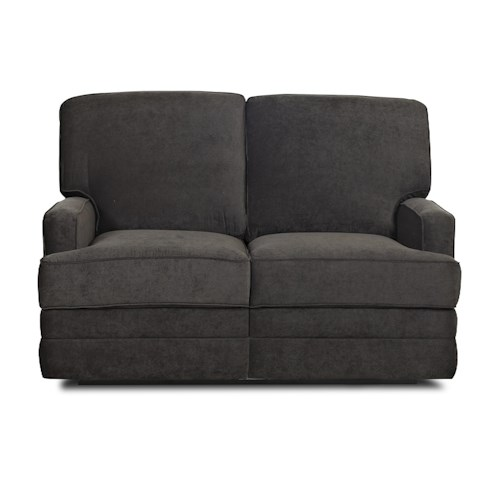 Elliston Place Chapman Casual Reclining Loveseat