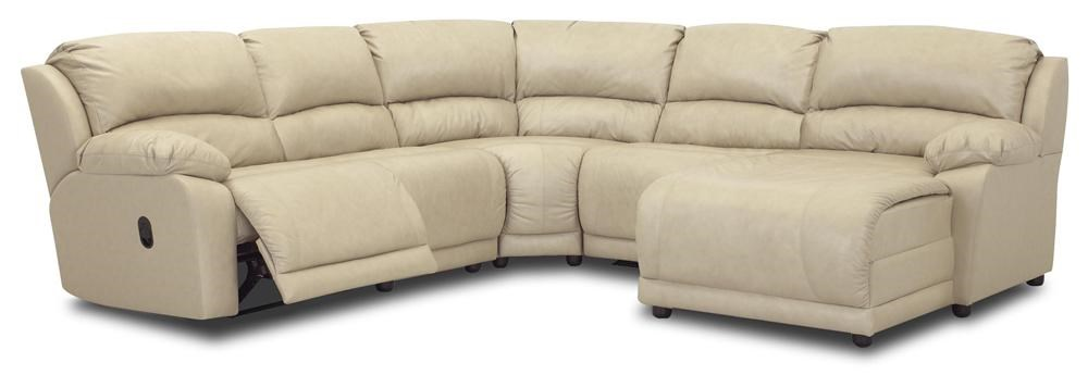 Shown with Recliner Open