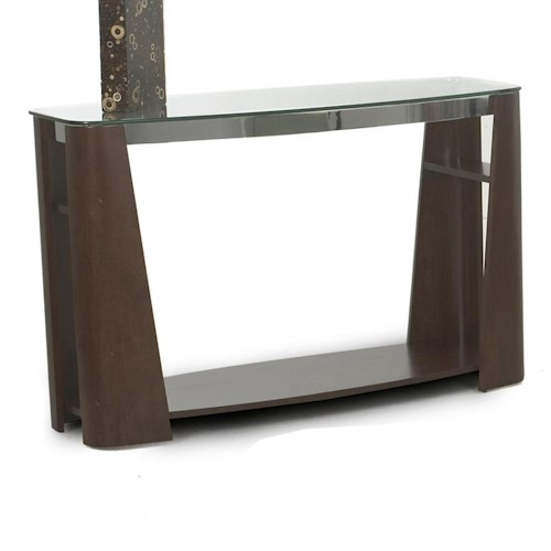 Morris Home Furnishings - Contemporary Sofa Table