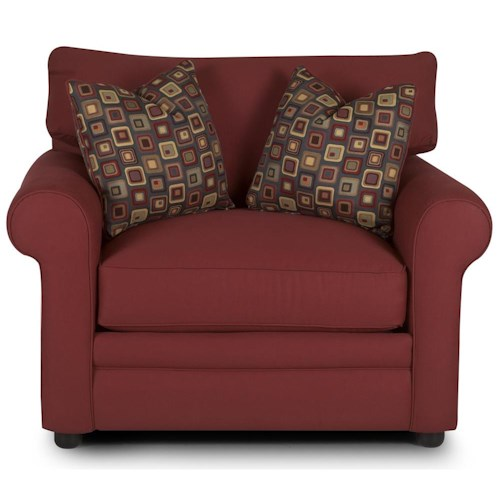 Klaussner Comfy Casual Chair