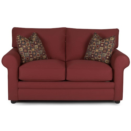 Elliston Place Comfy Casual Loveseat