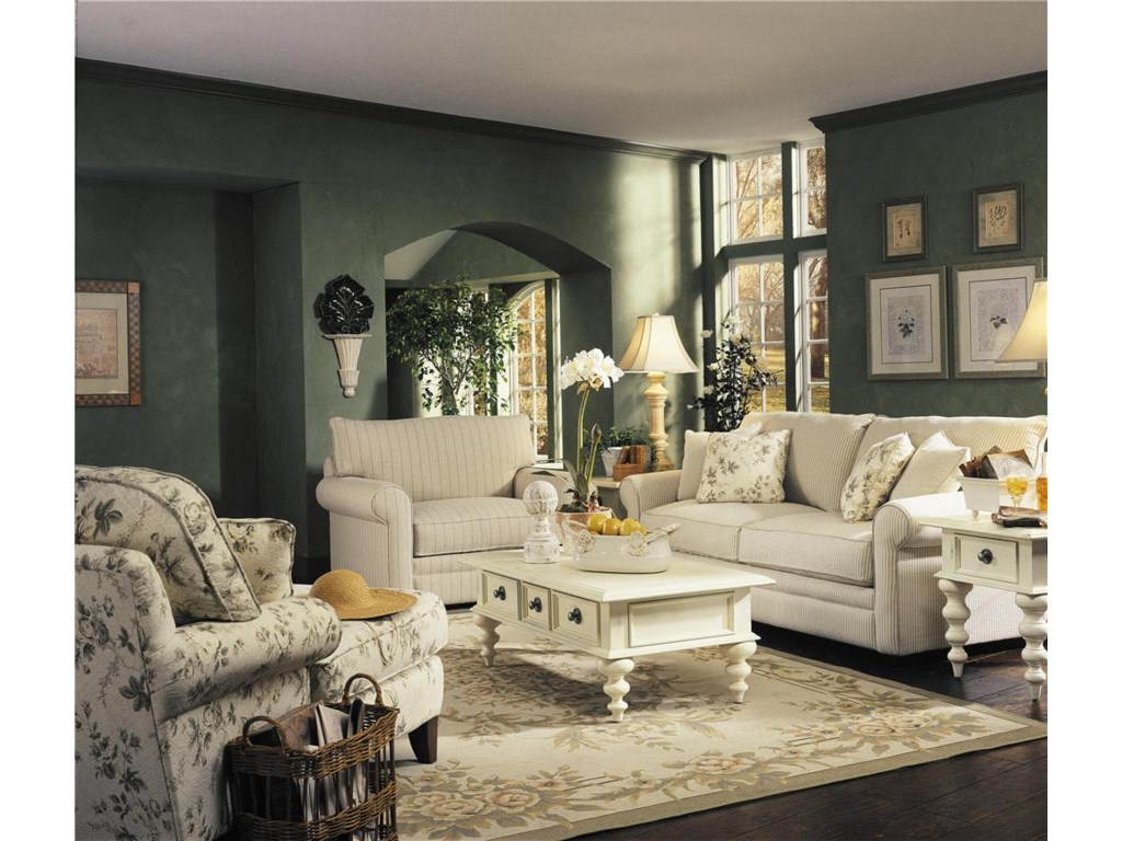 Shown With Chaise and Big Chair