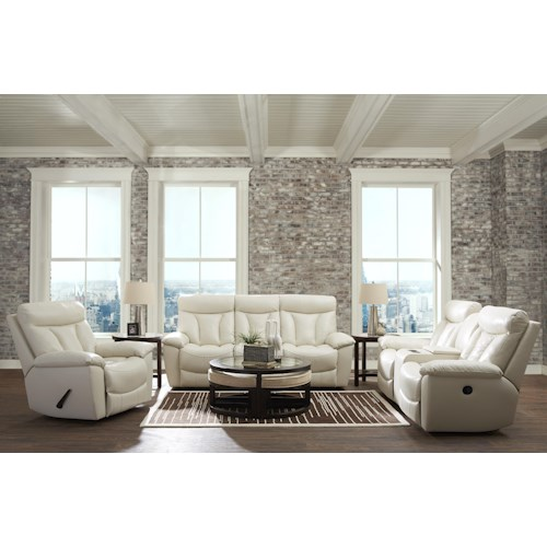 Elliston Place Deluxe Reclining Living Room Group