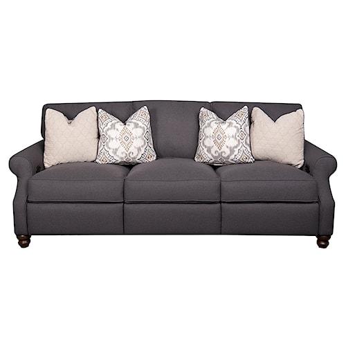 Elliston Place Dixie Hybrid Reclining Sofa