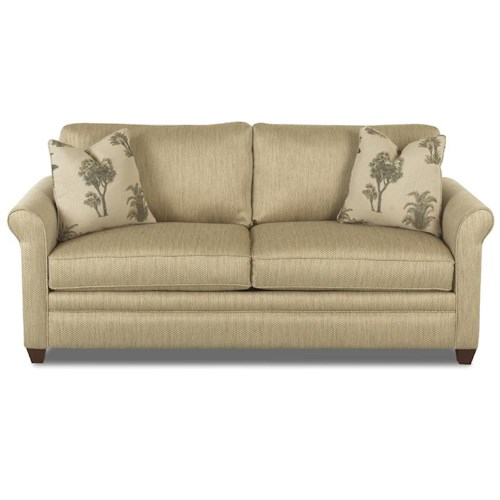Elliston Place Dopler Enso Memory Foam Queen Sleeper Sofa