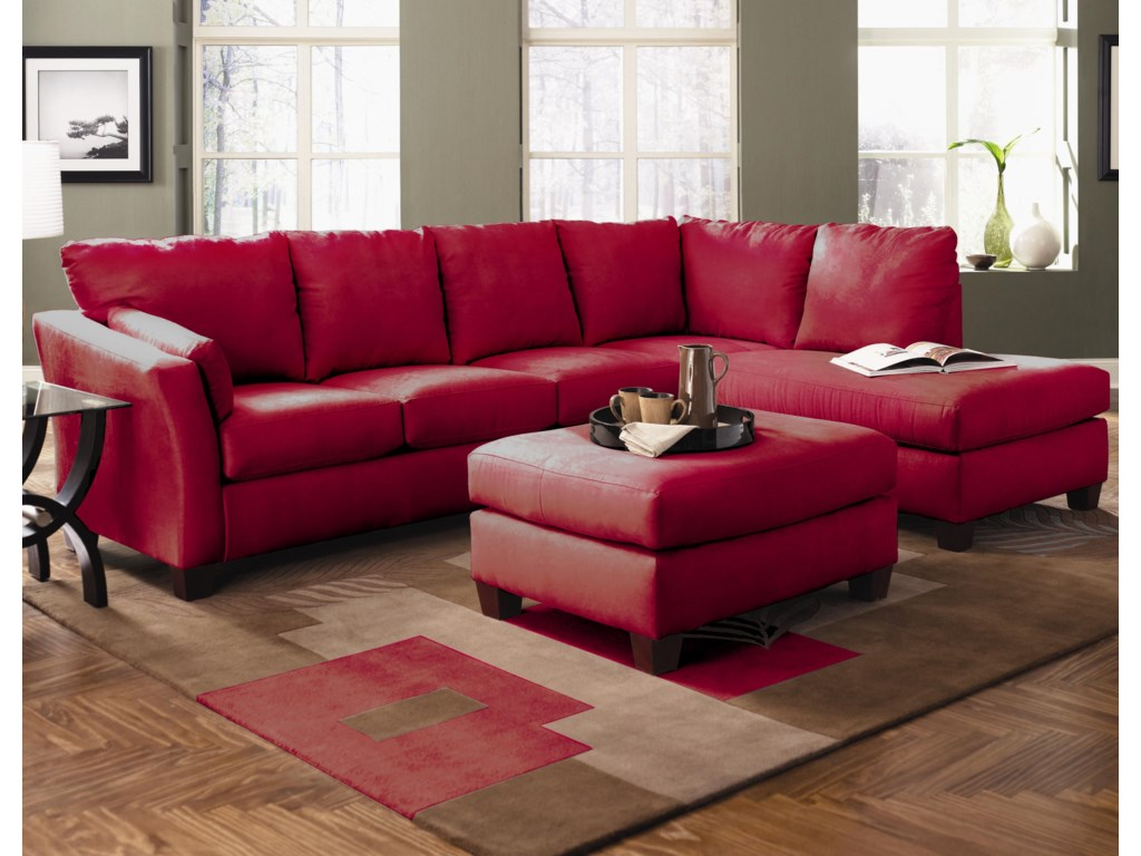 Shown with Sectional Sofa