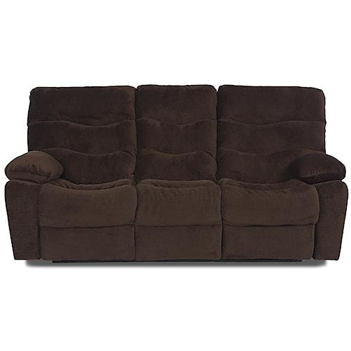 Elliston Place Hercules Casual Reclining Sofa
