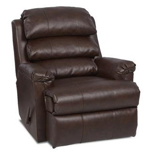 Klaussner Hightower Swivel Rocking Reclining Chair