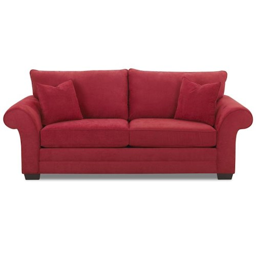 Klaussner Holly Queen Inner Spring Sleeper Sofa