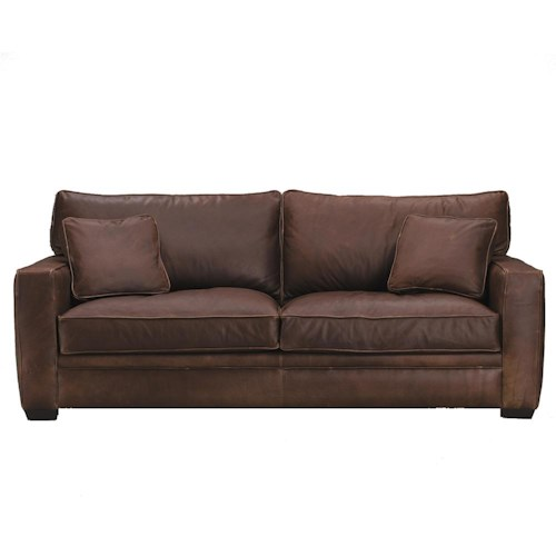 Klaussner Homestead Interspring Queen Sleeper Sofa