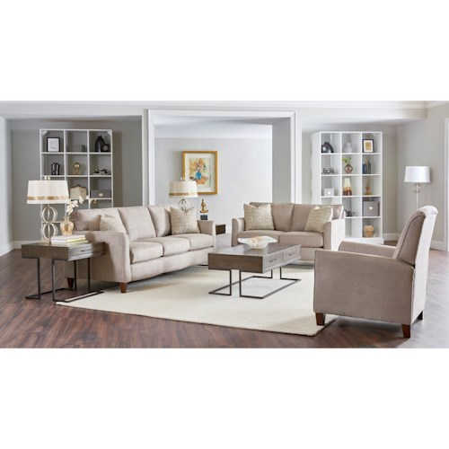 Klaussner Hopewell  Living Room Group