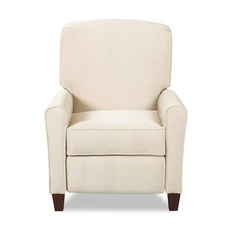 Elliston Place Hybrid High Leg Reclining Chair