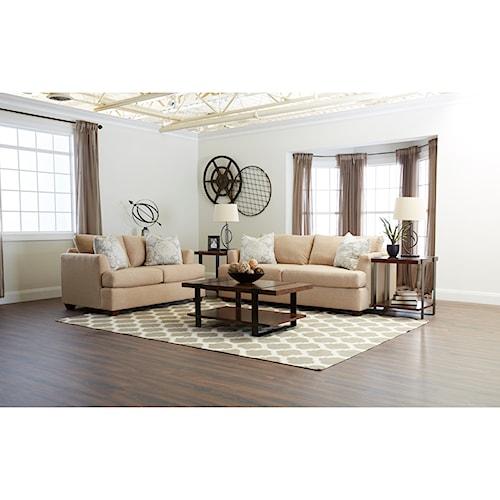 Klaussner Jack Living Room Group
