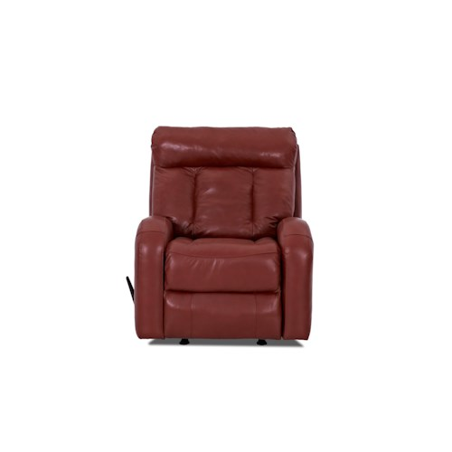 Klaussner Jagger  Power Reclining Chair with Power Button