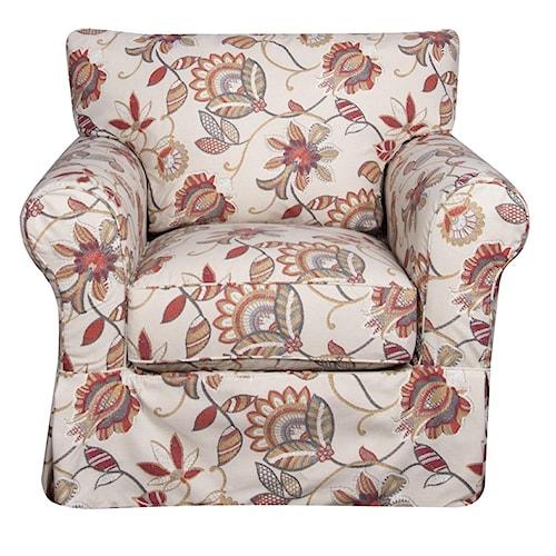 Elliston Place Jordan - Chair
