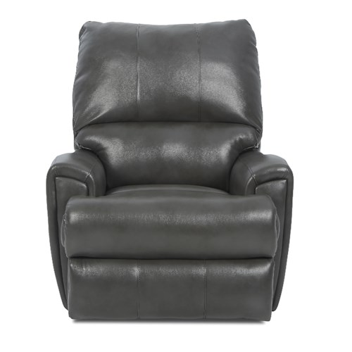 Elliston Place Julio Transitional Swivel Rocking Reclining Chair