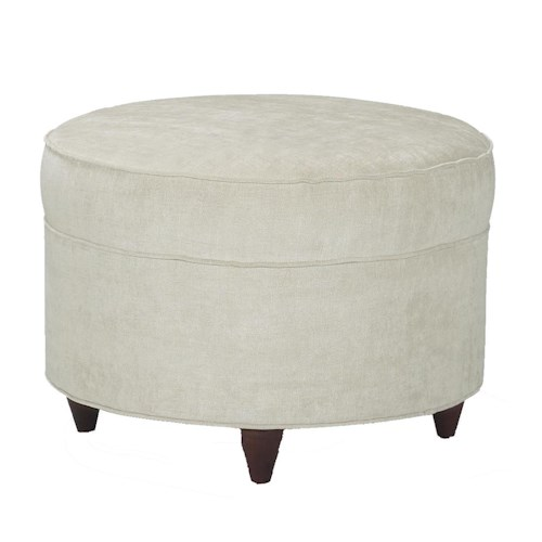 Elliston Place Chairs and Accents Orbit Accent Ottoman