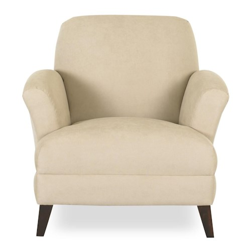 Klaussner Chairs and Accents Retro Luke Accent Chair