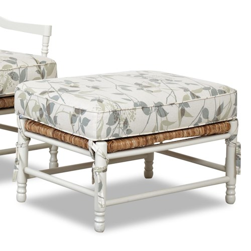 Elliston Place Chairs and Accents Verano Ottoman
