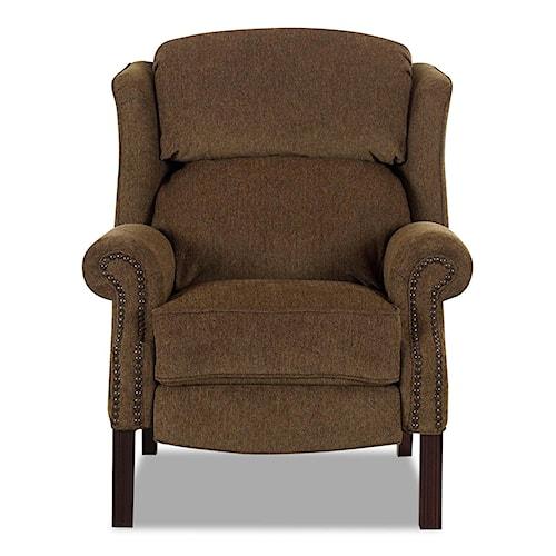 Elliston Place High Leg Recliners Greenbrier High Leg Reclining Chair