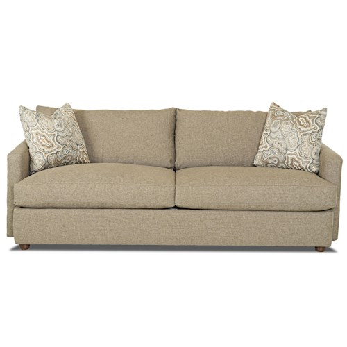 Klaussner Leisure Casual Sofa