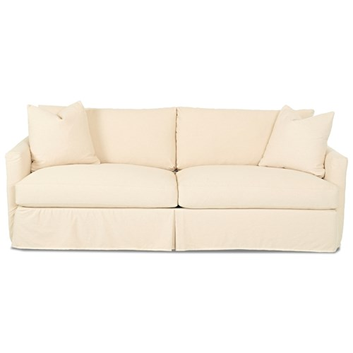 Elliston Place Leisure Extra Large Sofa with Slipcover