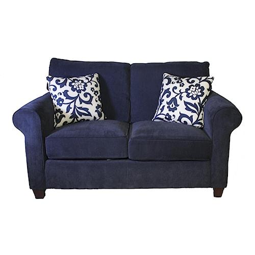 Klaussner Lillington Distinctions  Love seat