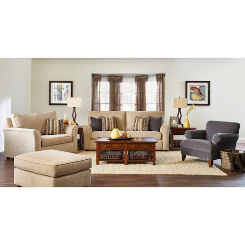 Klaussner Maya Living Room Group