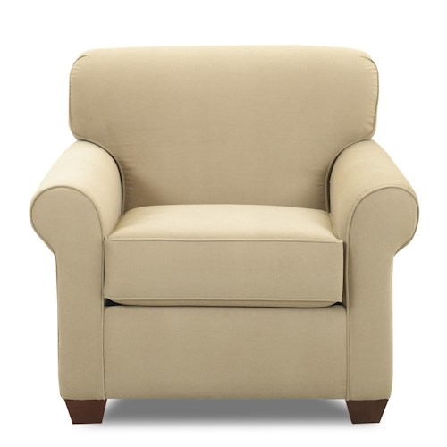 Elliston Place Mayhew Upholstered Chair