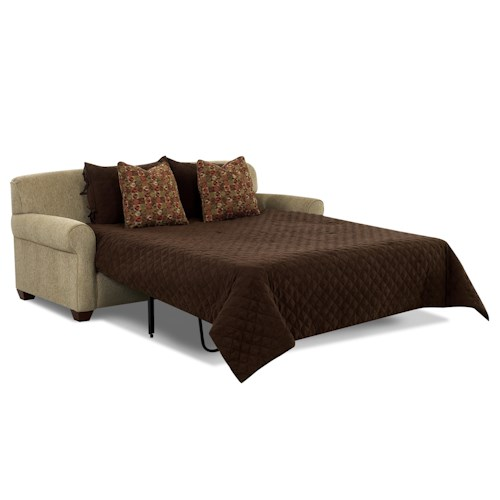 Klaussner Mayhew Dreamquest Queen Sleeper Sofa