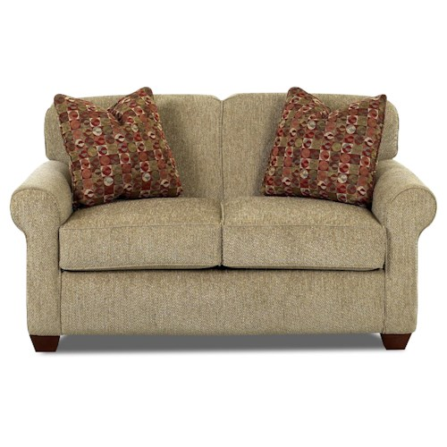 Elliston Place Mayhew Oversized Twin Sleeper Chair