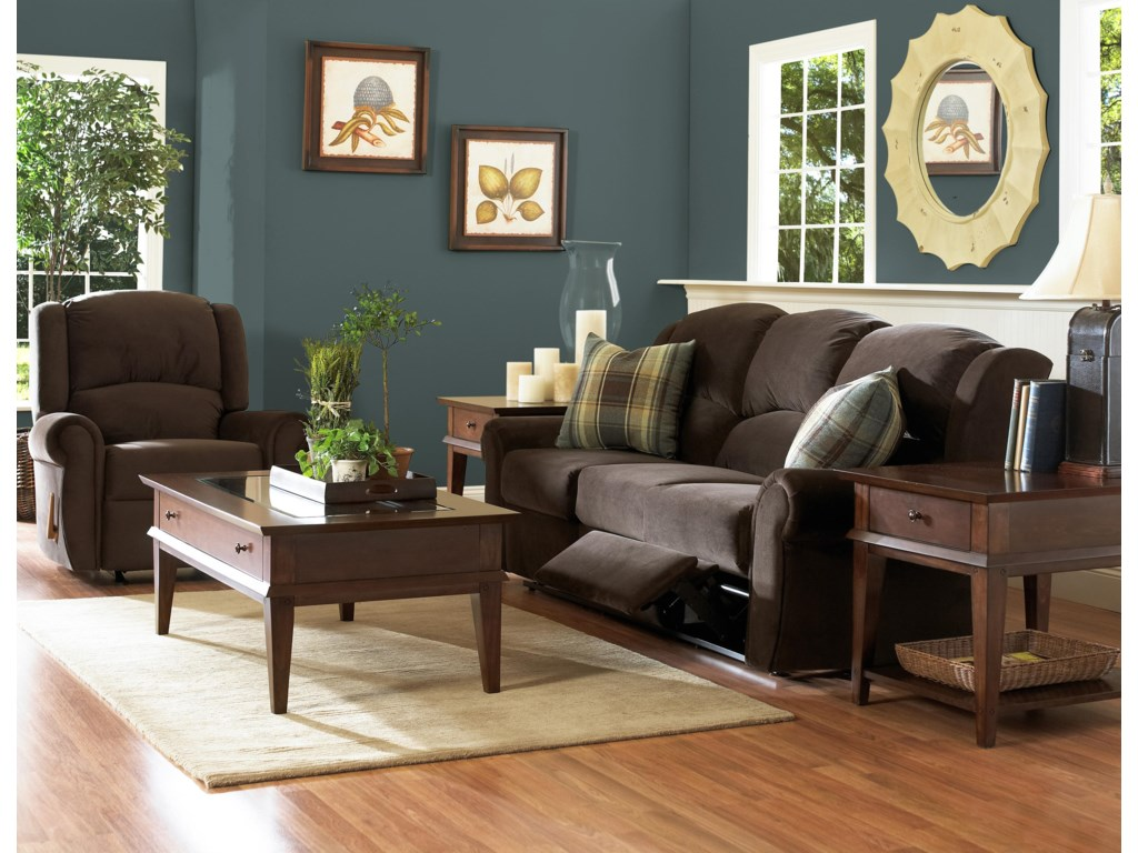 Shown with Rocking Reclining Chair