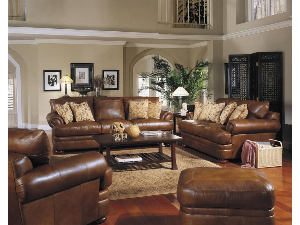 Shown with Sofa, Loveseat and Chair