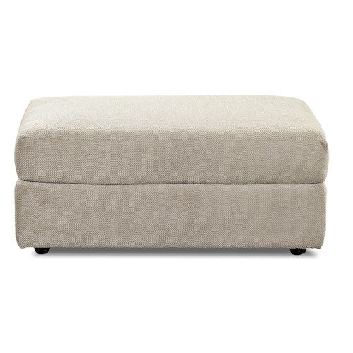 Elliston Place Newton Casual Ottoman