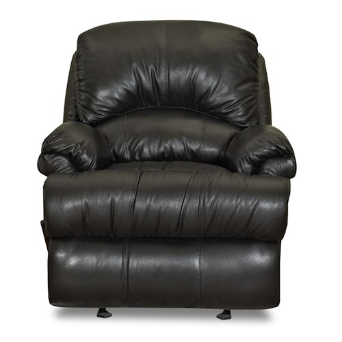Klaussner Phoenix II Casual Swivel Rocking Reclining Chair