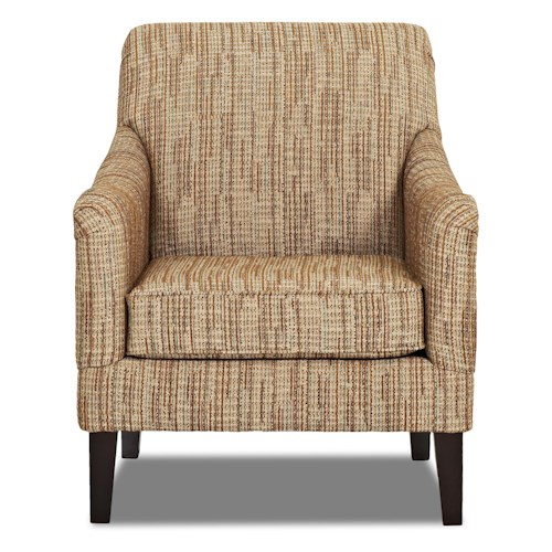 Elliston Place Retreat Transitional Upholstered Chair