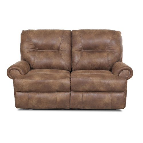 Elliston Place Roadster Traditional Reclining Loveseat