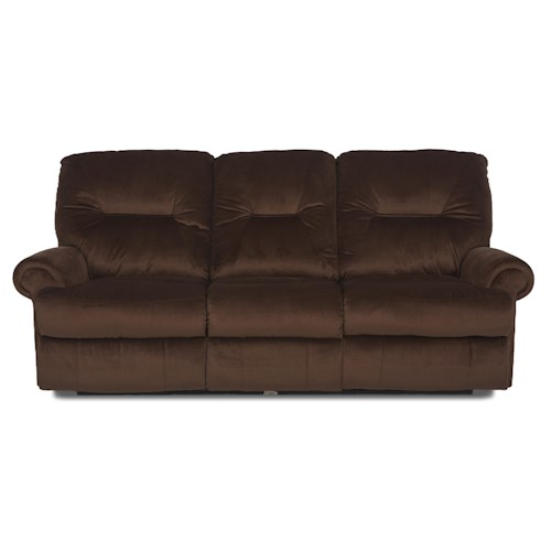 Elliston Place Roadster Traditional Reclining Sofa