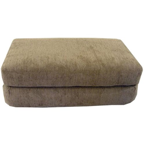 Elliston Place Samantha Upholstered Ottoman